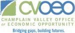logo for Champlain Valley Office of Economic Opportunity
